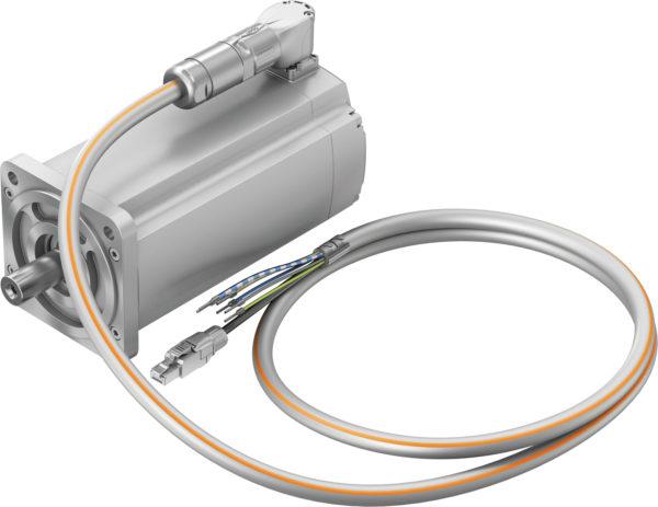 Однокабельный серводвигатель EMMT-AS