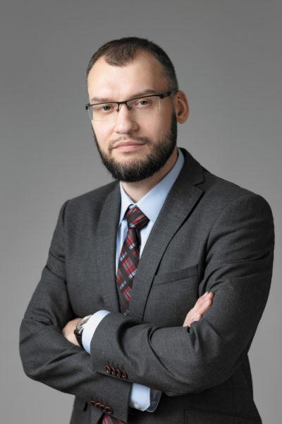 Игорь Амоскин, вице-президент подразделения «Промышленность» по России и СНГ Schneider Electric