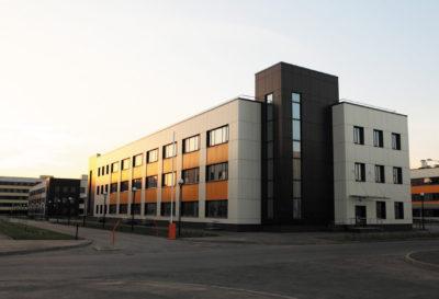 здания с поддержкой IoT