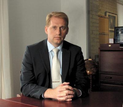 интервью Дениса Смирёхина, генерального директора компании «Эльстер Метроника»