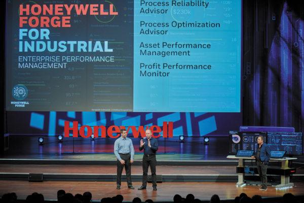Презентация Honeywell Forge for Industrial