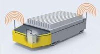 Удлинители антенн устройств MIMO, установленные по бокам транспортного средства