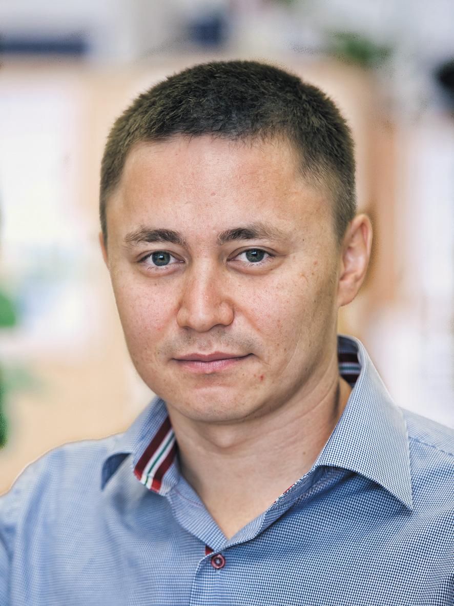 Денис Тагиров, Emerson Process Management