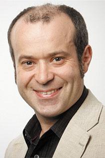 Альберт Ефимов, руководитель Робототехнического центра в Кластере информационных технологий Фонда «Сколково»
