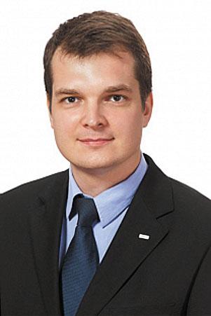 Иван Ермолаев, генеральный директор KUKA Robotics RUS