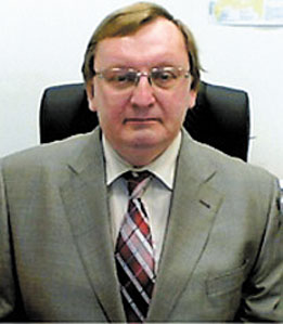 Владимир Штинов, генеральный директор Comau Russia