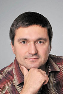Виталий Недельский, президент НАУРР