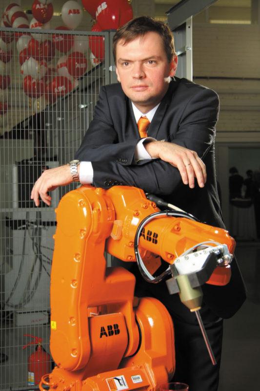 Михаил Зотов, генеральный директор ООО «ДС-Роботикс»