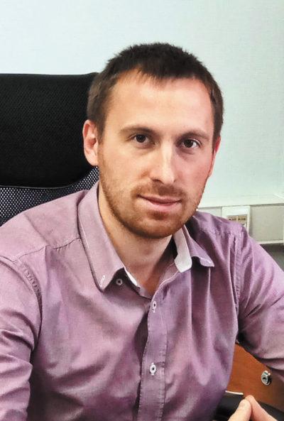 Владимир Бардов, технический директор ООО НПК «Морсвязьавтоматика»