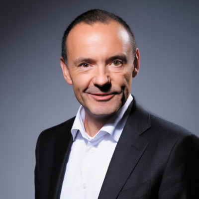 Петер Хервек (Peter Herweck), исполнительный вице-президент по промышленности и член правления компании Schneider Electric