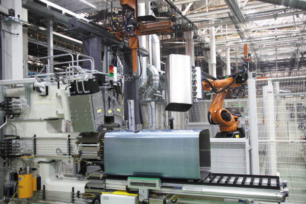 Роботизация «КАМАЗа»: задачи и перспективы