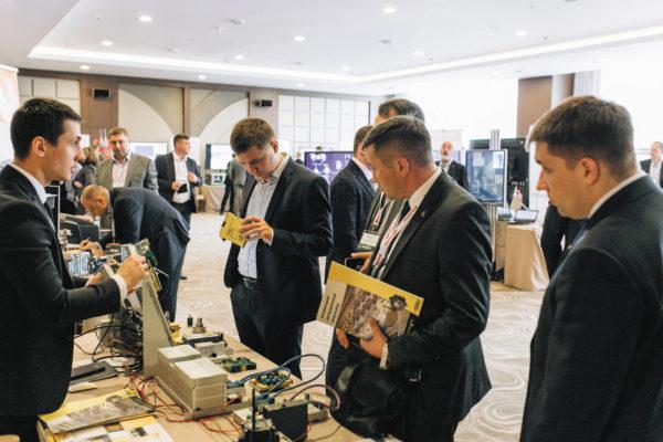 технологическая конференция компании Honeywell