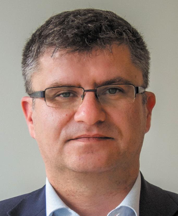 Жолт Орош (Zsolt Oros), директор по продажам в России и странах СНГ компании OSIsoft