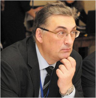 Юрий Ковешников, директор асоциации «ЭлектронАгро»