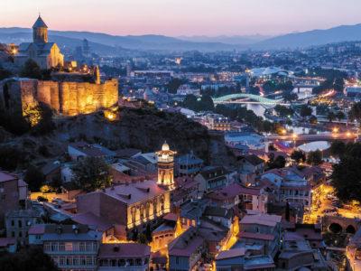Итоги партнерского форума Schneider Electric в Тбилиси