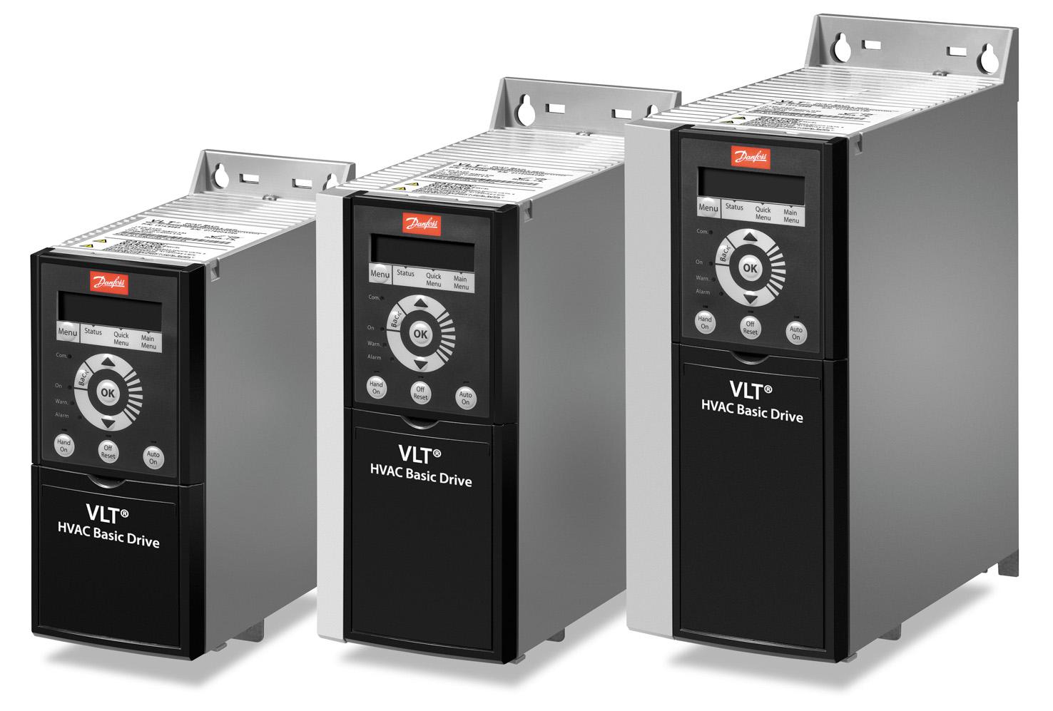 Преобразователь частоты VLT HVAC Basic