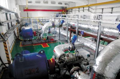 Реконструкция повысительной насосной станции ПНС-2 в Чите