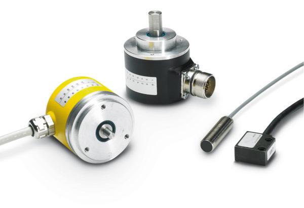 Варианты доступных на рынке датчиков для контроля состояния останова и частоты вращения