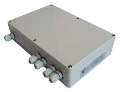 Вариант модификации PLC-модема TL300
