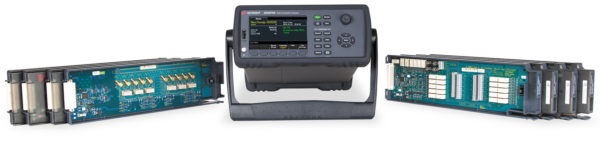 Система сбора данных DAQ970A/DAQ973A компании Keysight со сменными модулями