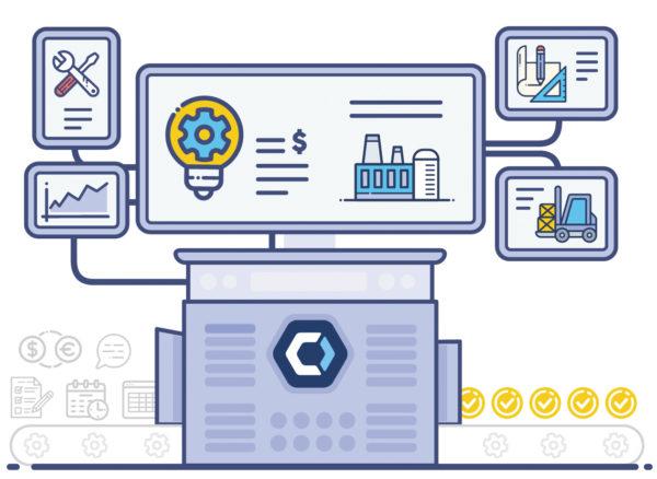 Успех автоматизированного производства зависит от правильного сбора и обработки данных