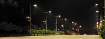 автоматизированная система управления и диспетчеризации наружного освещения (АСУНО)