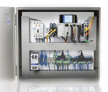 AutomationDirect P2000: контроллер, который соединяет в себе возможности PAC, а также форм-фактор и надежность PLC.