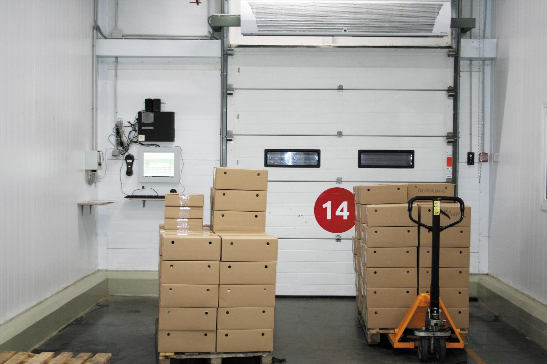 автоматизированный склад