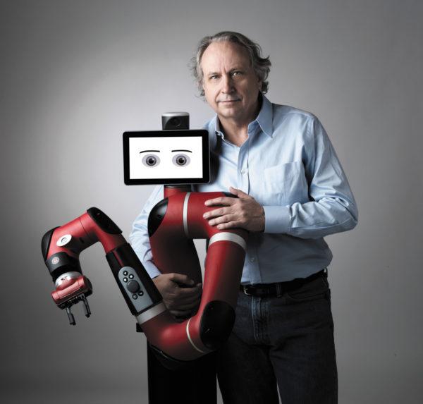 Родни Брукс говорит, что искусственный интеллект все еще находится в зачаточном состоянии