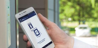 Смартфон в СКУД: мобильные приложения российских производителей