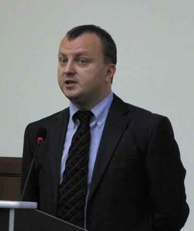 Руководитель отдела библиотечных систем «3М Россия» Андрей Иванов