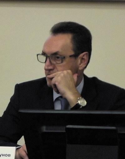 Андрей Свистунов, проректор по научной работе 1-го МГМУ им. И. М. Сеченова
