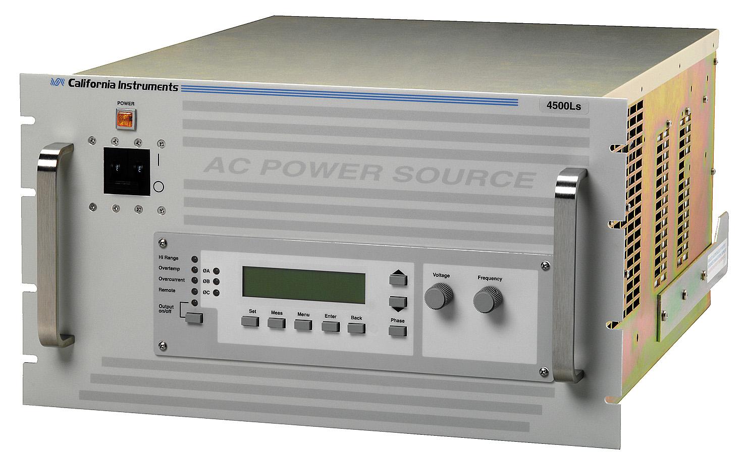 Программируемый ИП переменного тока серии Ls