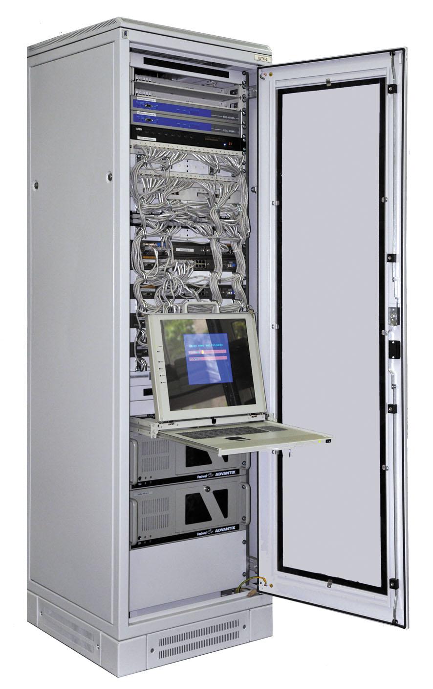Телекоммуникационный шкаф диспетчиризация ЖД