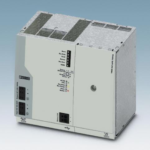ИБП TRIO-UPS с аккумуляторной VRLA-батарей 24В/3,4Ач