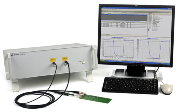 Система тестирования на соответствие T3111S RIDER NFC — для тестирования аналоговых и цифровых радиочастотных протоколов устройств NFC, EMV и ISO