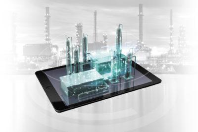 Интеграция цифровых двойников оборудования и процесса