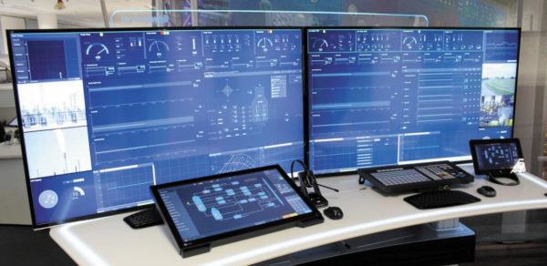 Диспетчерские пункты на промышленных объектах должны быть оснащены современными консолями и системами визуализации, чтобы соответствовать требованиям к компетентности операторов