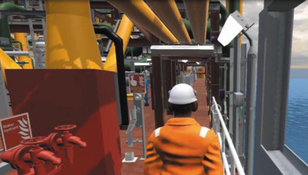 Новые технологии, включая 360-градусную фотографию в высоком разрешении и модели виртуальной реальности с эффектом погружения, расширяют возможности обучения полевых операторов