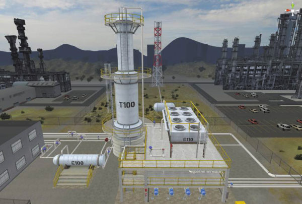 Honeywell UniSim Competency Suite для повышения компетентности консольных и полевых операторов в обрабатывающих отраслях промышленности