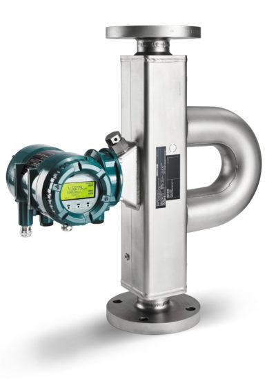 Массовый кориолисовый расходомер Rotamass TI — прибор для измерения массового расхода и плотности