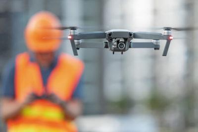 Воздушная робототехника для работы с наземными нефтегазовыми активами