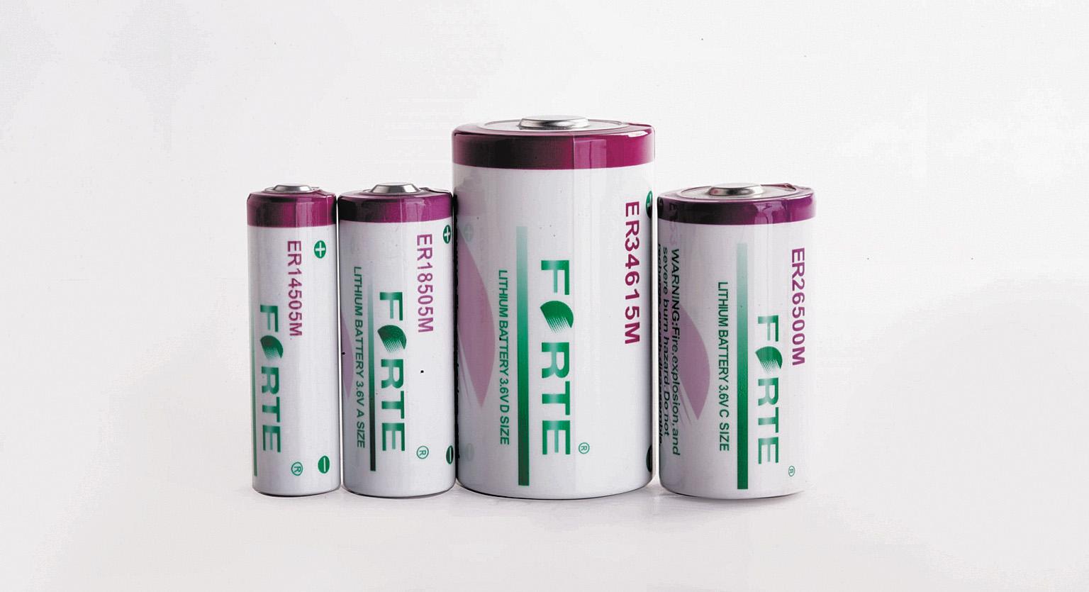 Литий-тионилхлоридные батареи