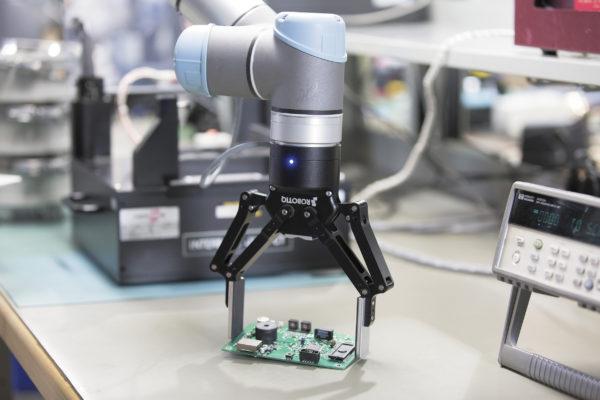 Роботы и люди: безопасное сотрудничество