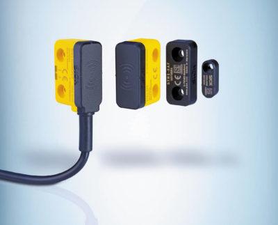 Транспондерный датчик безопасности