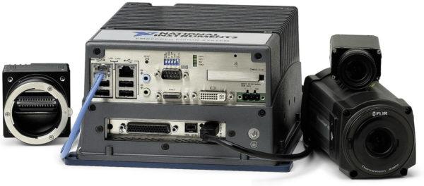 Система NI EVS-1464RT