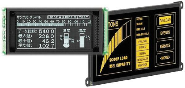 EL- и VFD-модули — ветераны рынка высоконадежных компонентов, не спешащие сдавать позиции