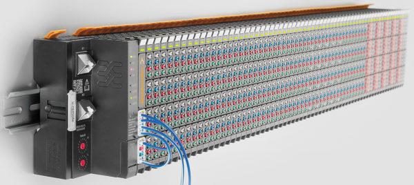 Модули удаленного ввода/вывода u-remote