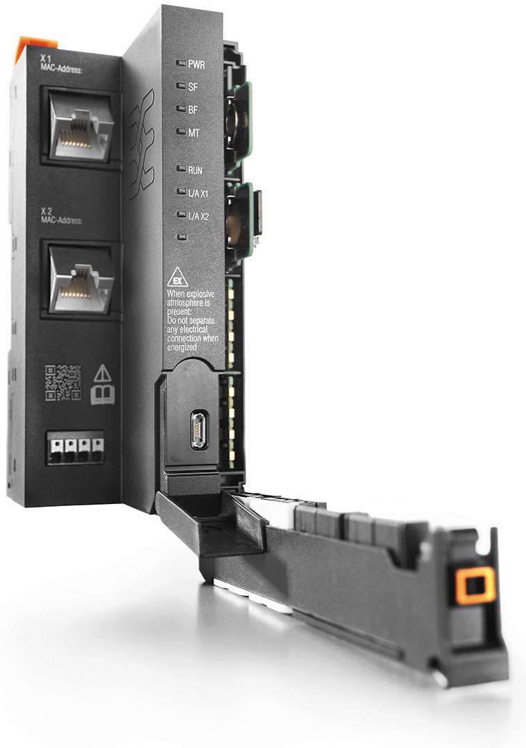 Программируемый логический контроллер u-control 2000