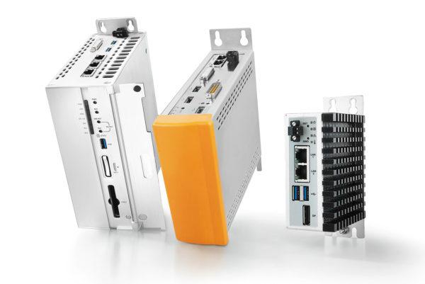 Промышленные компьютеры u-view IPC и Panel PC